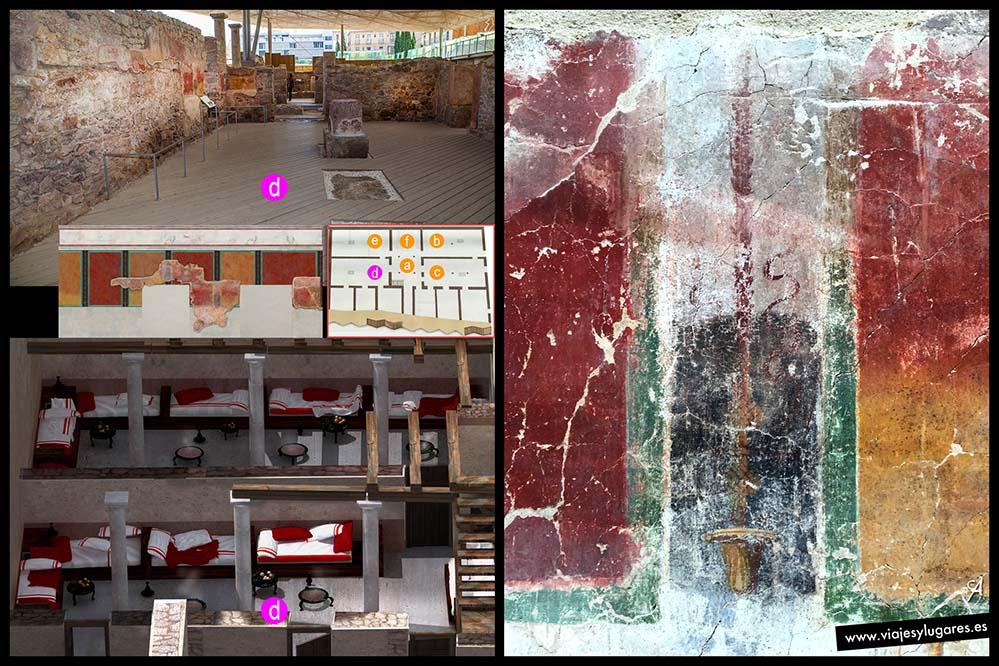 El Molinete: 4: Edificio del Atrio