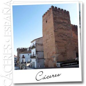 Cáceres. Extremadura. España