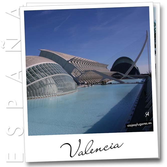 Lugares en Valencia y su provincia