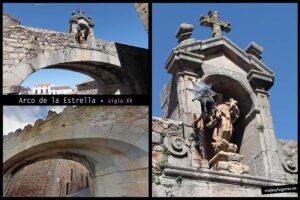 Puerta Nueva, Arco de la Estrella. Cáceres