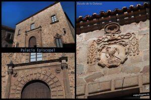 Palacio Episcopal. Cáceres