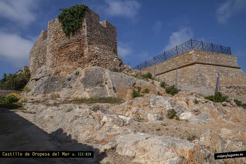 Castillo de Oropesa del Mar, Castellón