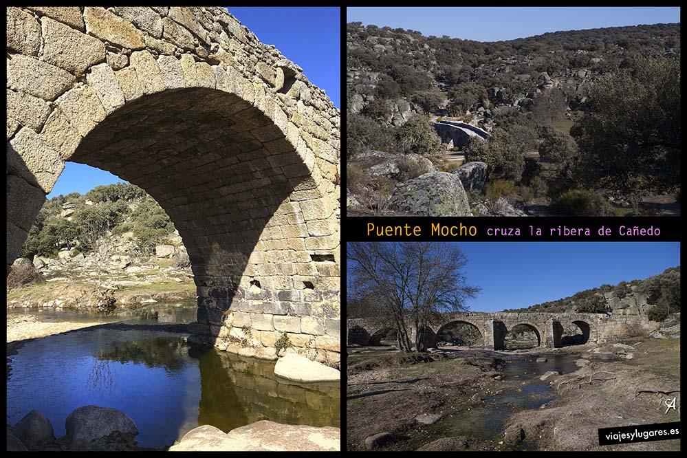 Puente Mocho. Ledesma