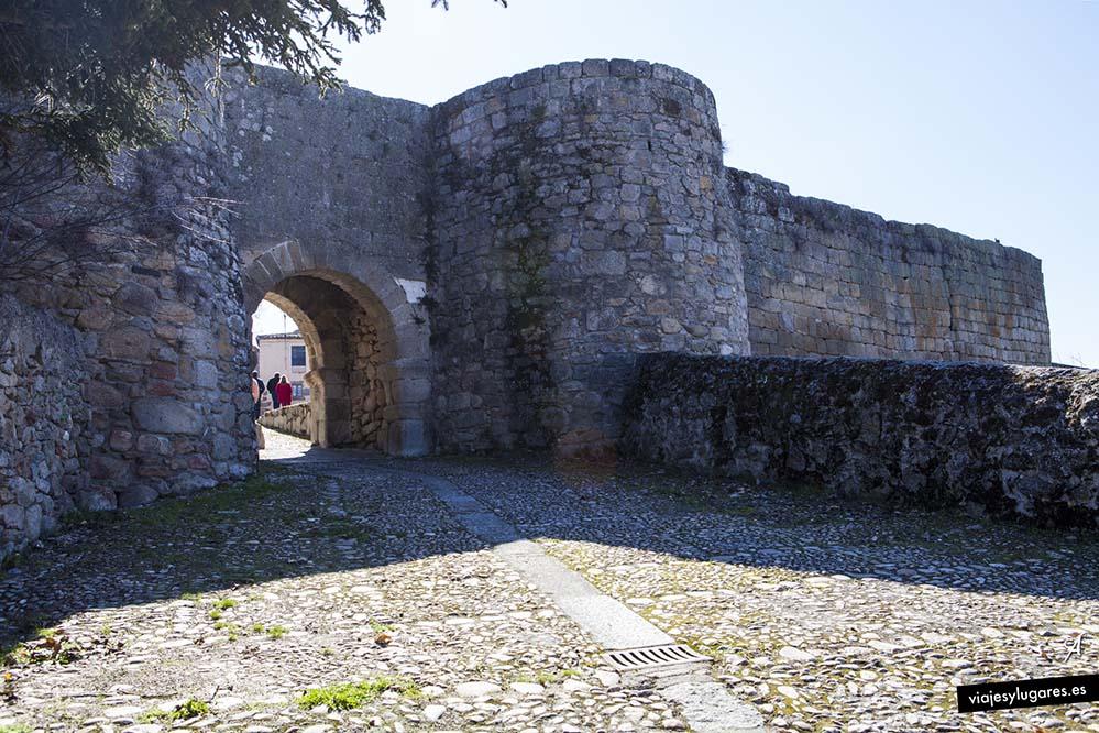 Ledesma, murallas