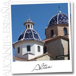 Altea. Alicante