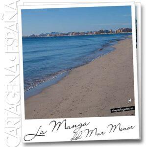 La Manga del Mar Menor. Cartagena