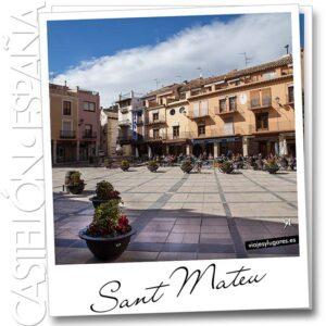 Sant Mateu. Castellón. España