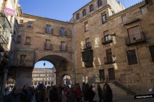Plaza del Corrillo. Salamanca