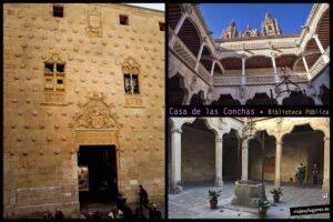 Casa de las Conchas. Salamanca