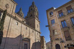 Torre de La Clerecía. Universidad de Salamanca