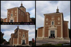 Iglesia de Alpajes. Aranjuez. Madrid. España