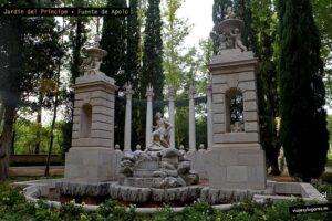 Fuente de Apolo. Aranjuez. Madrid. España