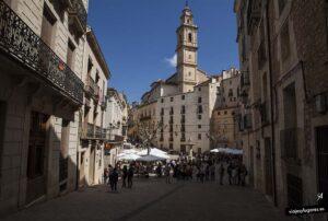Plaza del Ayuntamiento. Bocairent un pueblo con encanto