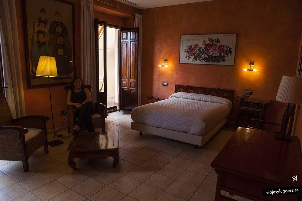 Hotel L'Ágora. Bocairent. Valencia
