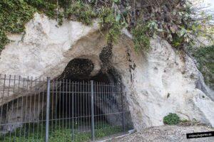 Cueva de «En Gomar». Bocairent