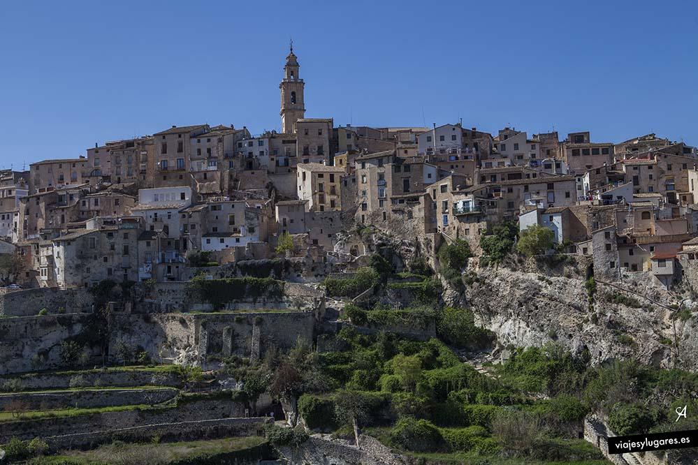 Barrio medieval de Bocairent, rincones con encanto