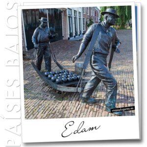 Edam. Países Bajos