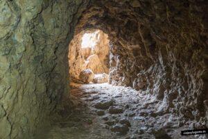 Acueducto romano inacabado de Gestalgar