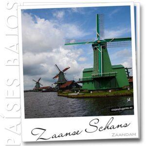 Zaanse Schans. Zaandam. Países Bajos