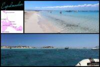 Espalmador, Paseo en barco, 4 nómadas, Formentera