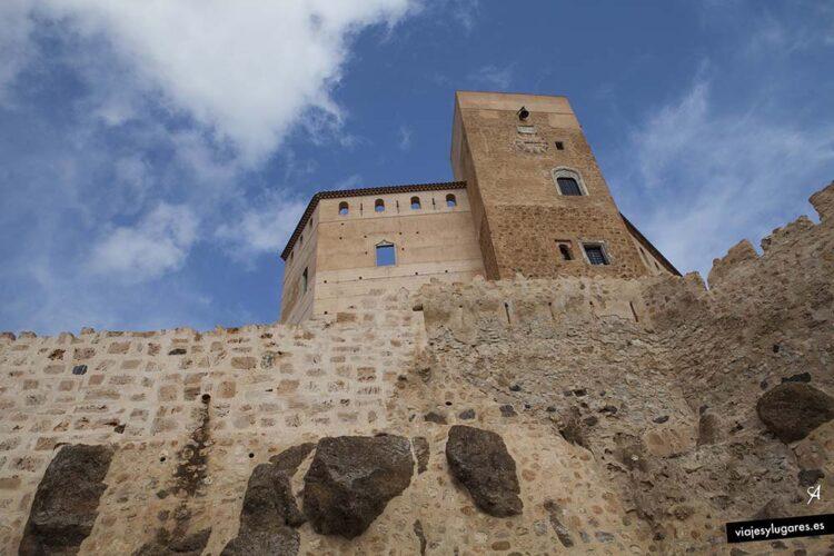 Castillo de Cofrentes. Valencia