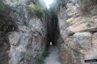 Acueducto romano de Peña Cortada. Valencia